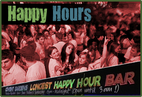 Los Locos Happy Hours